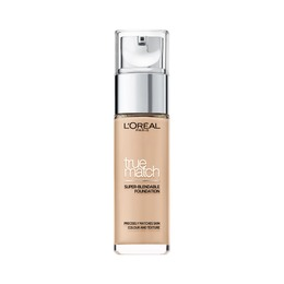 L'Oréal Paris True Match Foundation 1.N Ivory