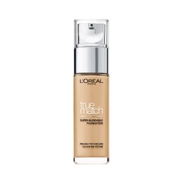 L'Oréal Paris True Match Foundation 3.W Golden Beige
