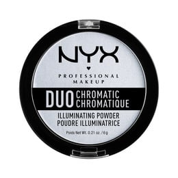 NYX PROF. MAKEUP Duo Chromatic Illuminating Powder