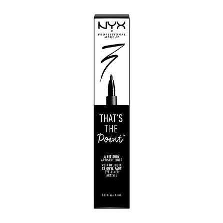 NYX PROFESSIONAL MAKEUP Thats The Point Eyeliner A Bit Edgy