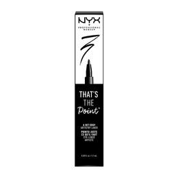NYX PROFESSIONAL MAKEUP NYX PROF. MAKEUP  THATS THE POINT EYELINER - A BIT A BIT EDGY