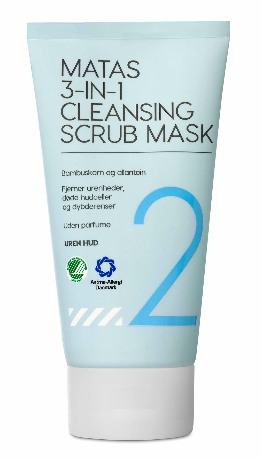 matas produkter mod uren hud