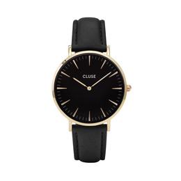 Cluse LA BOHÈME dameur CL18401 Gold, Black/Black