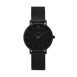 Cluse Minuit Mesh Dameur CL30011 Full Black