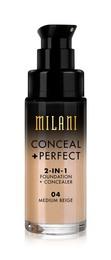 Milani Conceal & Perfect Foundation Medium Beige