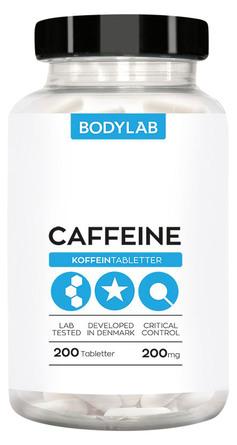 BodyLab Caffeine 200 tabl.
