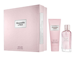 Abercrombie & Fitch First Instinct Woman Giftbox