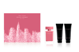 Narciso Rodriguez For Her Fleur Musc Giftset 50 Ml + 75 Ml + 75 Ml