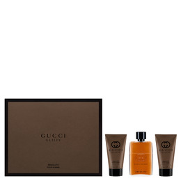Gucci Guilty Absolute Giftset 50 Ml + 50 Ml + 50 Ml