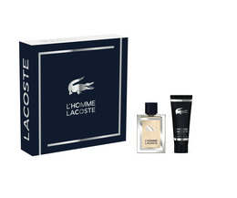 Lacoste L'Homme Giftset 50 Ml + 50 Ml
