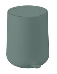Zone Toilet/Pedal spand, Nova, grøn, 5l.