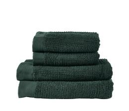 Zone Håndklædepakke Grøn 4 stk
