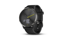 Garmin Vívomove HR Sport Black Str. Large