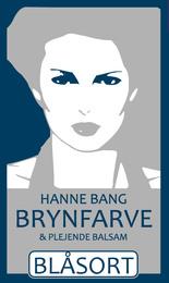 Hanne Bang Permanentfarve til øjenbryn. Blåsort