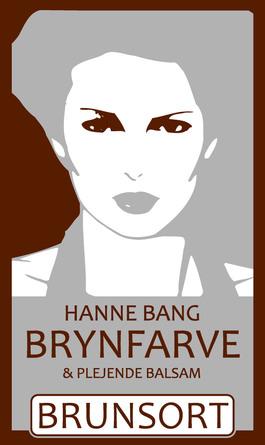 Hanne Bang Brynfarve Brunsort