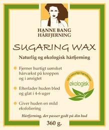 Hanne Bang Sugaring Wax 360 g + 10 strips