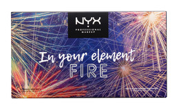 NYX PROF. MAKEUP  IN YOUR ELEMENT SHADOW PALETTE