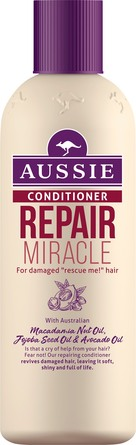 Aussie Repair Miracle Balsam til Meget Tørt Hår 250 ml