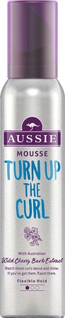 Aussie Turn Up The Curl Mousse 150 ml