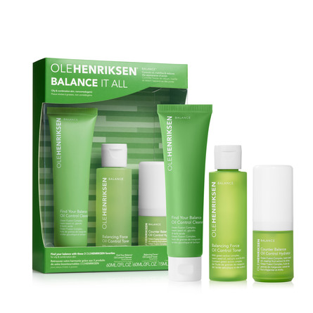 Ole Henriksen Sets & Promos Balance It All Oil Control Set 103 ml