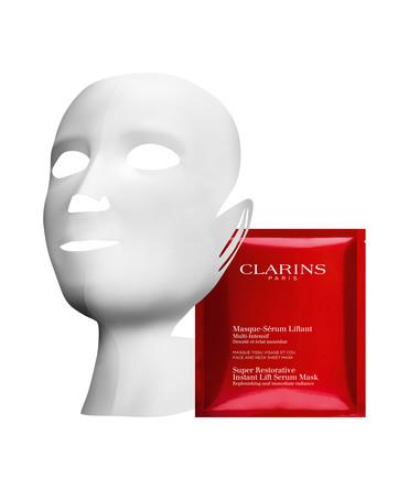Clarins Restorative Instant Lift Mask Box 5 stk.