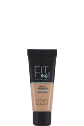 Maybelline Fit Me Luminous & Smooth Fdt. 220