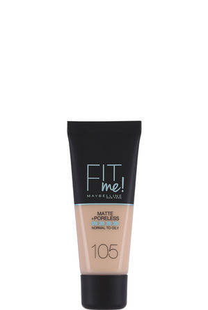 Maybelline Fit Me Matte & Poreless Foundation 105 Natural Ivory