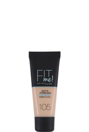 Maybelline Fit Me Matte & Poreless Fdt. 105