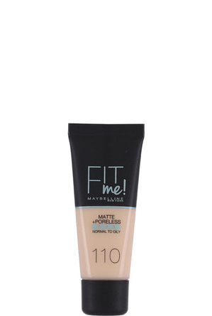 Maybelline Fit Me Luminous & Smooth Fdt. 110