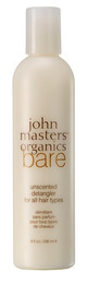 John Masters Organics Unscented Conditioner 236 ml