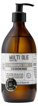 Ecooking Multi Olie 500 ml