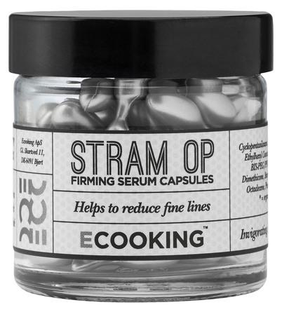 Ecooking Stram Op Kapsler 60 stk.