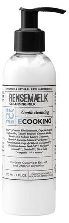 Ecooking Rensemælk 200 ml