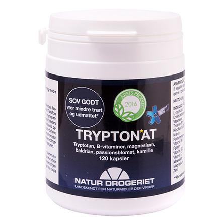 Natur Drogeriet Trypton*At  120 kaps.