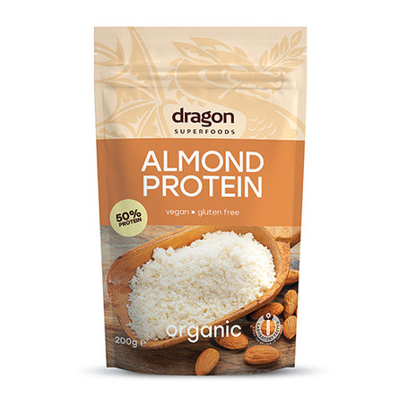 Mandel Protein Ø - Dragon Superfoods 200 g