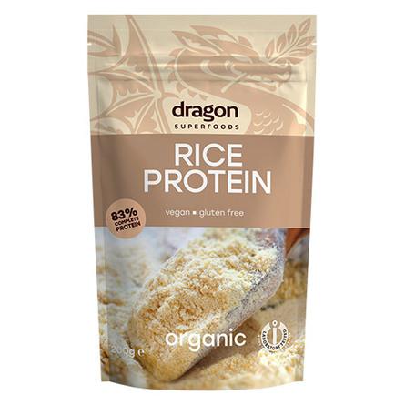 Risprotein pulver 83% Ø - Dragon Superfood 200 g