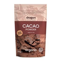 Kakaopulver Ø - Dragon Foods 200 g