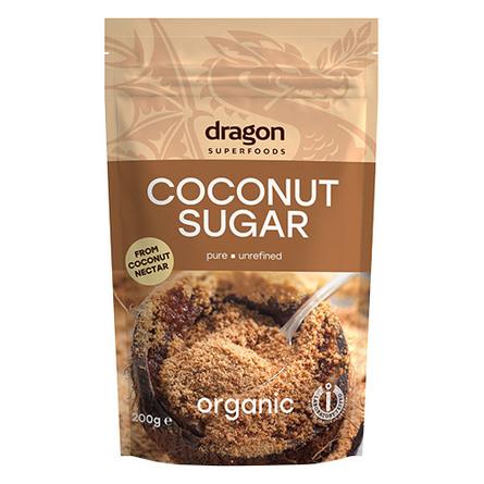 Kokossukker Ø - Dragon Superfoods 250 g