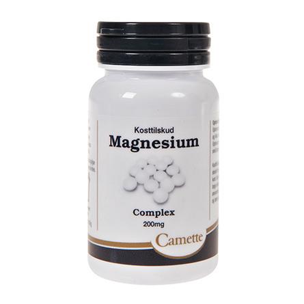 Camette Magnesium Complex 200 mg 90 tabl.