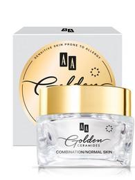 Golden Ceramides Anti-wrinkle day cream, K/N hud