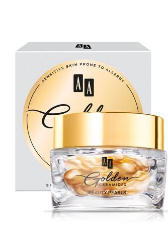 Golden Ceramides Beauty pearls, 30 stk