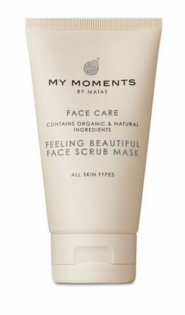 My Moments Feeling Beautiful Face Scrub Mask 75 ml