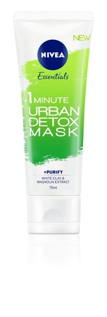 Nivea 1-minute Urban Detox Mask
