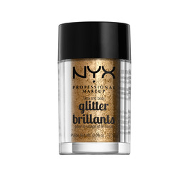 NYX PROFESSIONAL MAKEUP Face & Body Glitter Bronze