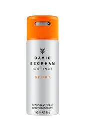 Beckham Instinct Sport Deodorant Spray 150 ml