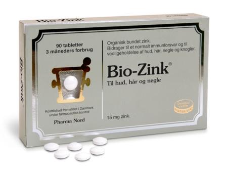 Pharma Nord Bio-Zink 90 tabl