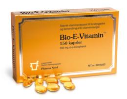 Bio-E-Vitamin 150 kaps
