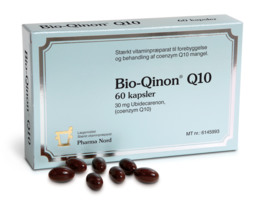 Pharma Nord Bio-Qinon Q10 30 mg 150 kaps