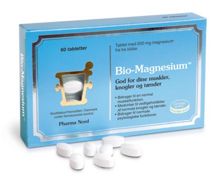 Pharma Nord Bio-Magnesium 200 mg 60 tabl