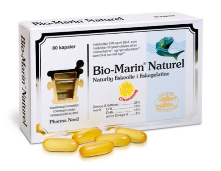 Pharma Nord Bio-Marin Naturel 80 kaps